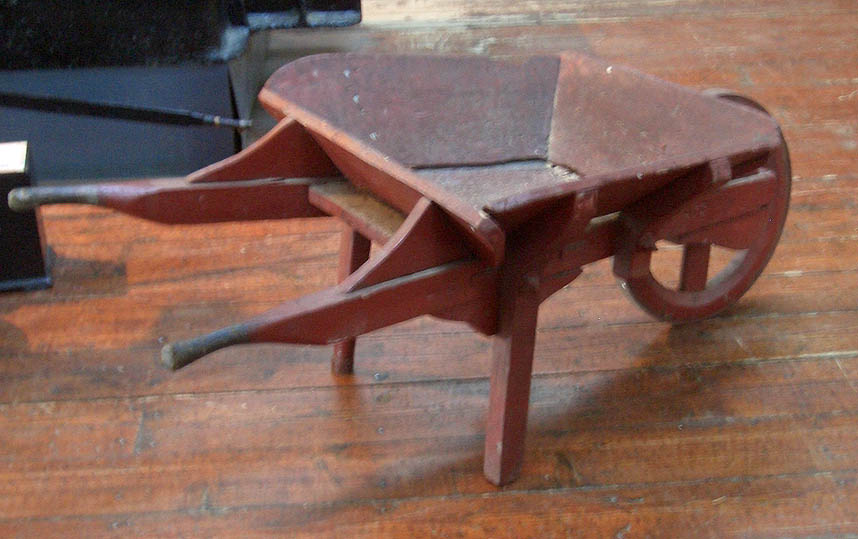 What Are the Parts of a Wheelbarrow?   eHow UK
