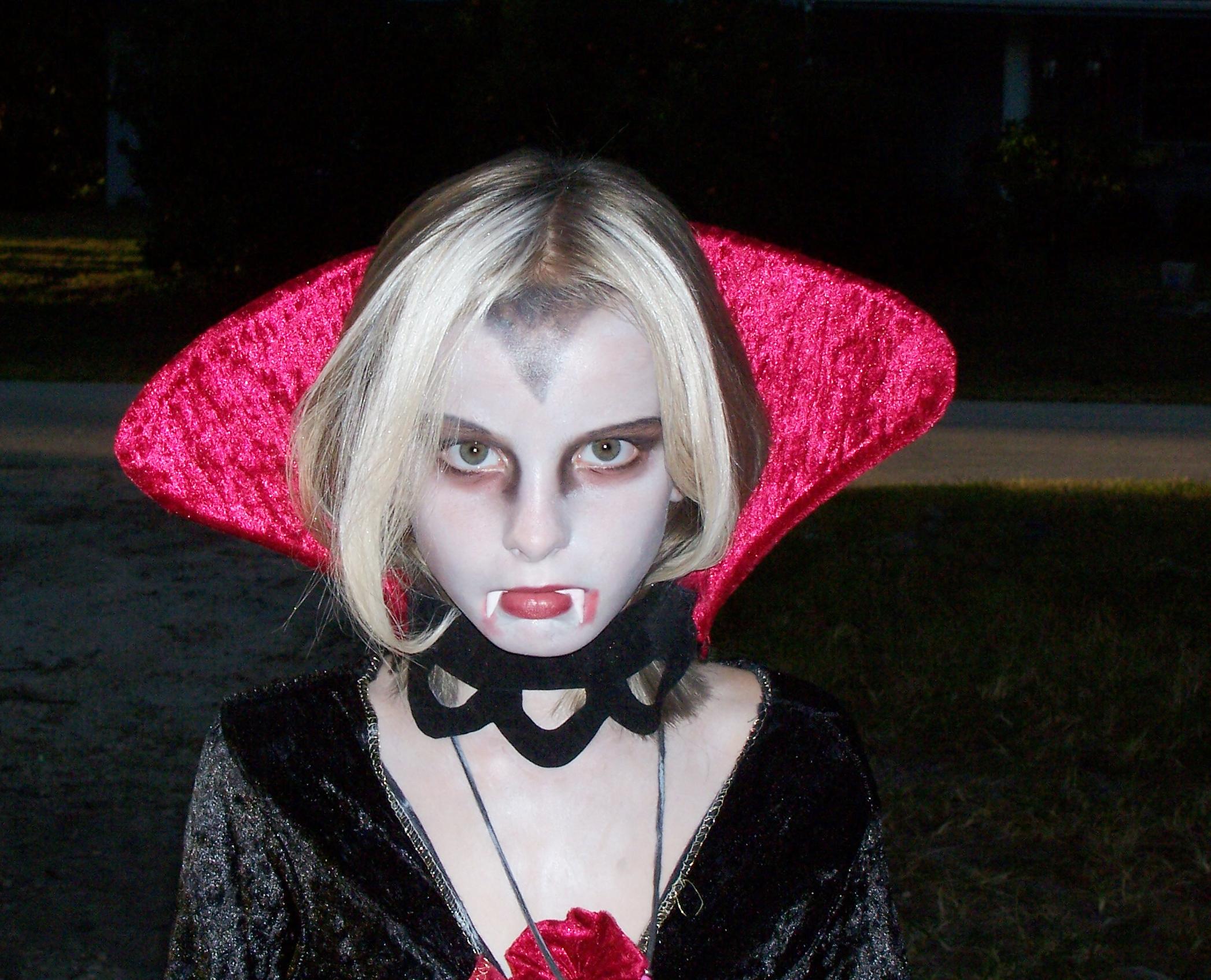 Причёска на хэллоуин в домашних условиях фото