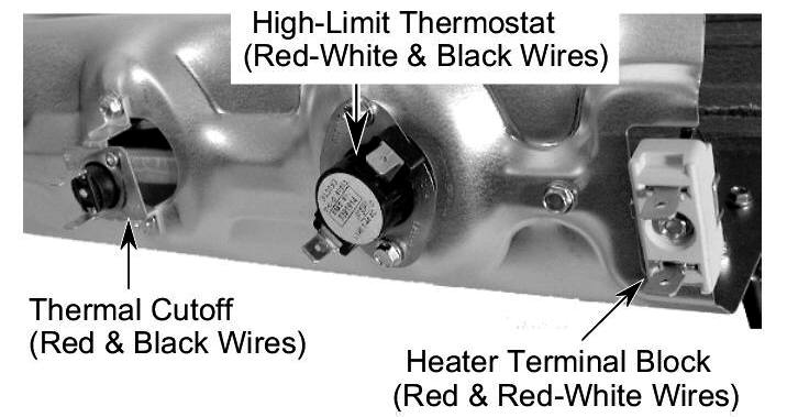 How To Change A Thermostat On A Whirlpool Duet Dryer