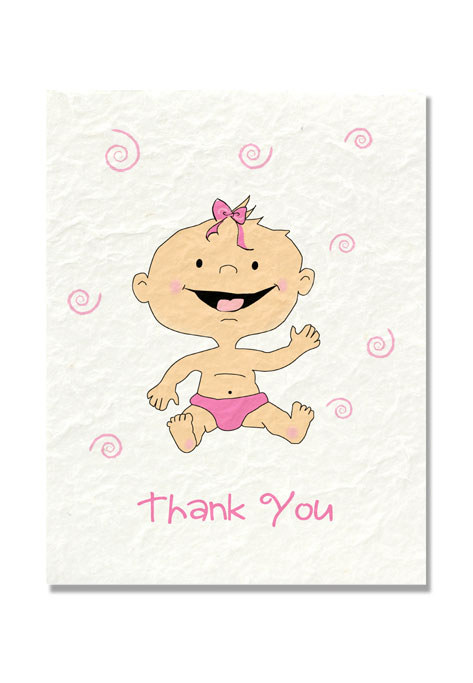 what to write in a baby shower thank you card ehow uk