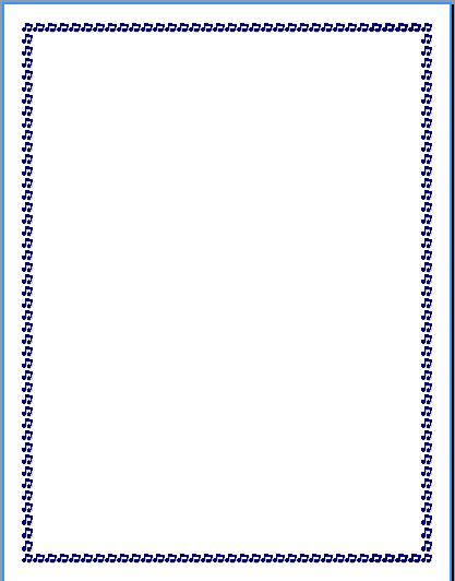 microsoft word border tutorial