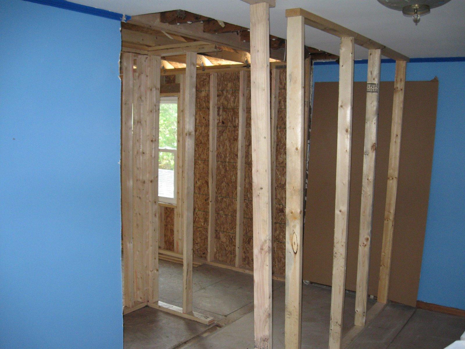 Sustituir muros de carga por vigas finest free foto despues de cambiar las vigas de madera de - Cambiar vigas de madera ...