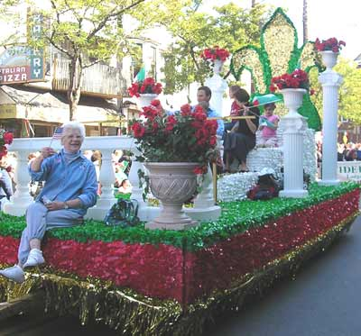 Go back gt gallery for gt simple parade floats ideas