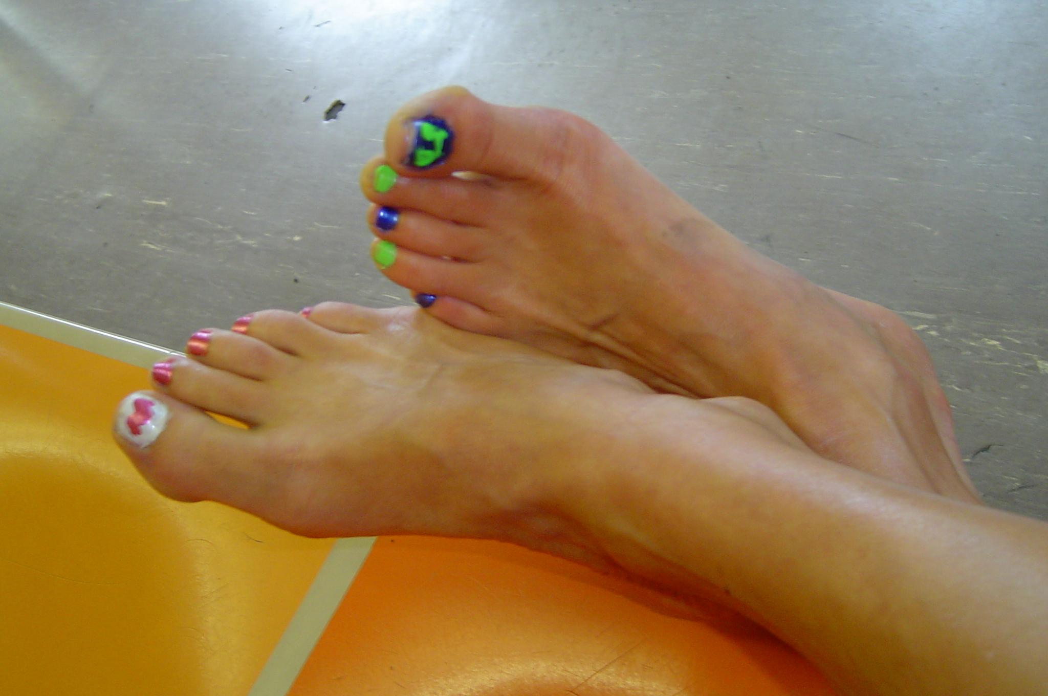 Tingly Feet Cialis