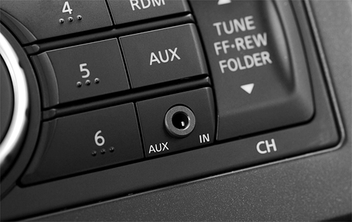 Auxiliary Jack For Car: How To Connect An IPod Shuffle To A Car Stereo Via The AUX