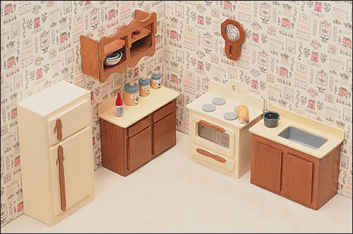 how to make your own doll house furniture ehow uk. Black Bedroom Furniture Sets. Home Design Ideas